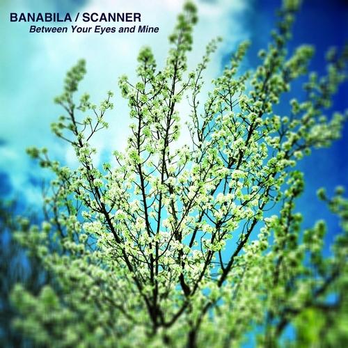 """Scanner, Banabila - Between Your Ears and Mine 7"""" Vinyl"""