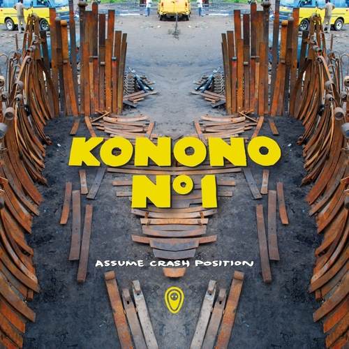 Konono No.1 - Assume Crash Position