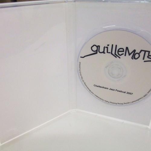 Guillemots - Cheltenham Jazz Fest 2007 DVD