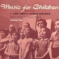 Music for Children (Schulwerk) Volume 2 [Remastered]