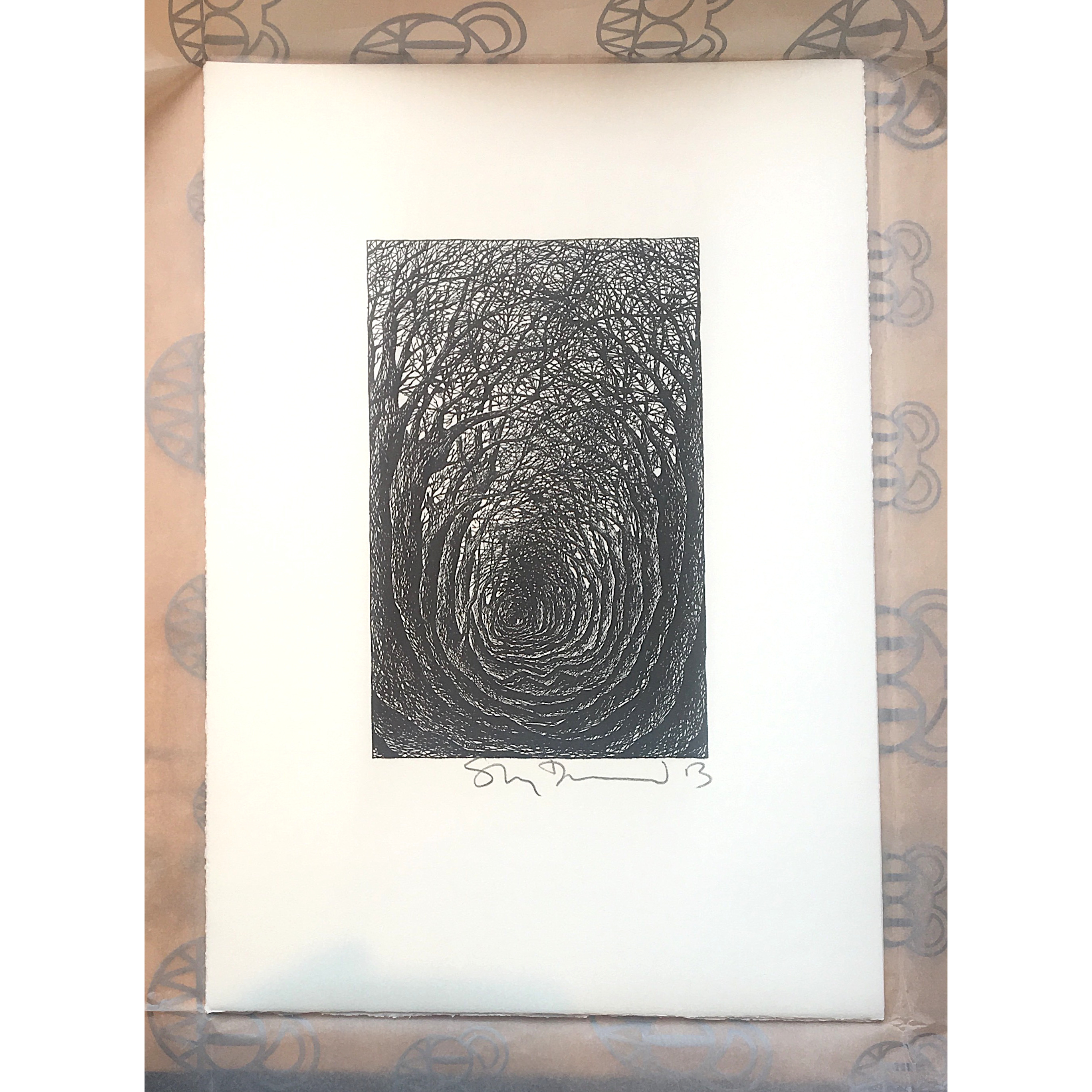 Holloway (3) by Stanley Donwood