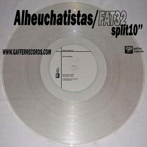 "FAT32 & Ahleuchatistas - split 10"""
