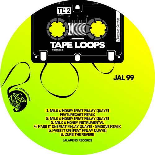 Tape Loops - Tape Loops Vol.2