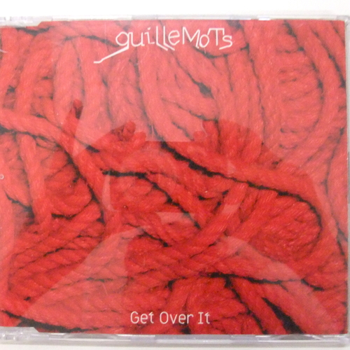 Guillemots - Get Over It CD Single (promo)
