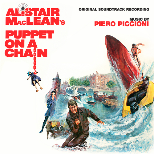 Piero Piccioni - Puppet On A Chain (Original Soundtrack)