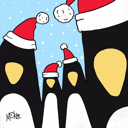OGenesis Christmas Cards 2014