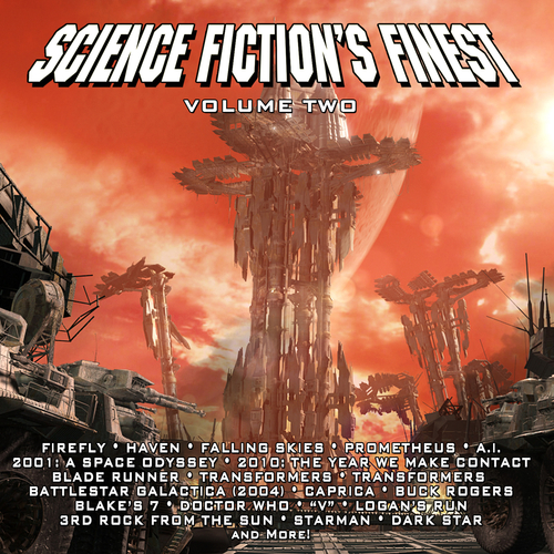 Various Artists - Science Fiction's Finest, Vol. Two