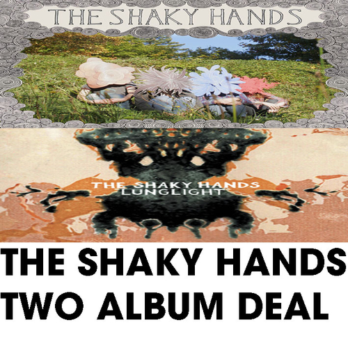 The Shaky Hands - The Shaky Hands Bundle