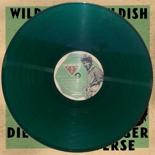 CTMF - CTMF - Die Hinterstoisser Traverse LP (GREEN VINYL)