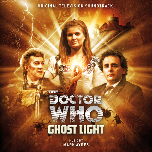 Mark Ayres and Ron Grainer - Doctor Who: Ghost Light