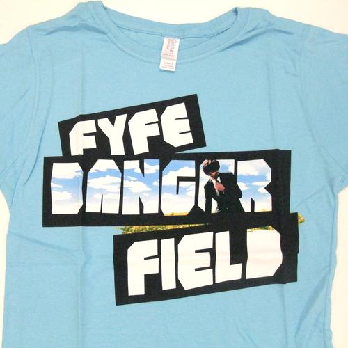 Ladies Light Blue Fyfe Dangerfield T Shirt