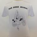 The Boss Music Insane Library Tee