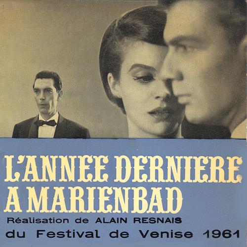 Francis Seyrig - L'Année Dernier a Marienbad (Last Year in Marienbad)
