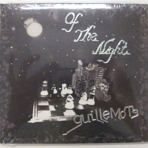 Of The Night CD EP