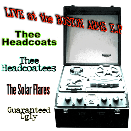 Various Artists - Live At The Boston Arms