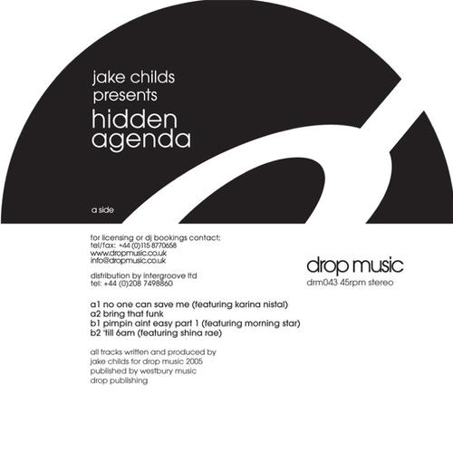 Jake Childs - Hidden Agenda