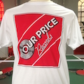 Our Price Records Tee Shirt