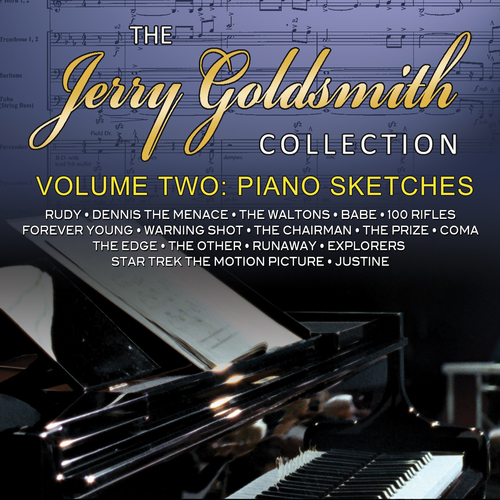 Various Artists - The Jerry Goldsmith Collection Vol. 2: Piano Sketches