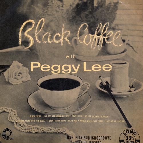 Peggy Lee - Black Coffee (Remastered)