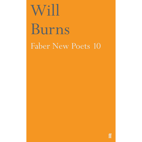 Faber New Poets 10 - Will Burns