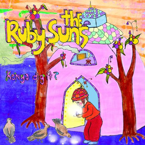The Ruby Suns - Kenya Dig It EP
