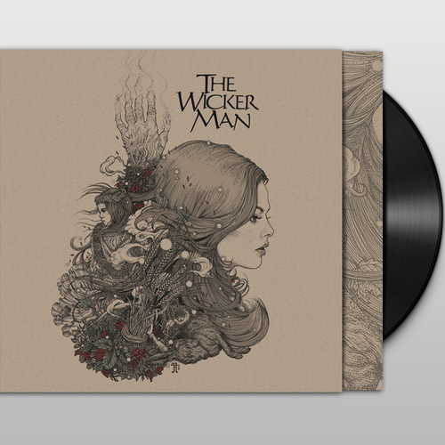 The Wicker Man 40th Anniversary Vinyl