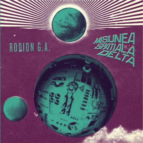 Rodion G.A. - Misiunea Spatiala Delta (Delta Space Mission)