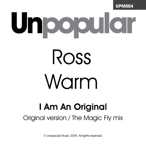 Ross Warm - I Am An Original