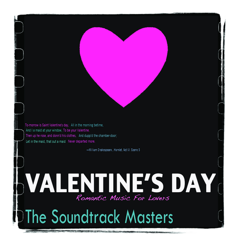 The Soundtrack Masters - Valentine's Day - Romantic Music for Lovers