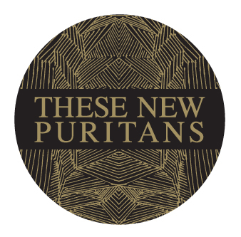These New Puritans - These New Puritans Badge