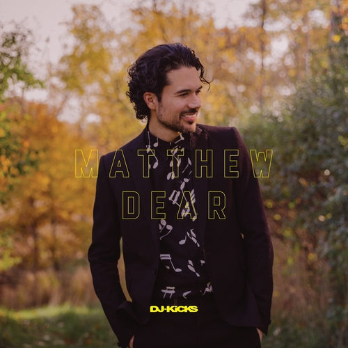 Matthew Dear - DJ-Kicks (Matthew Dear)
