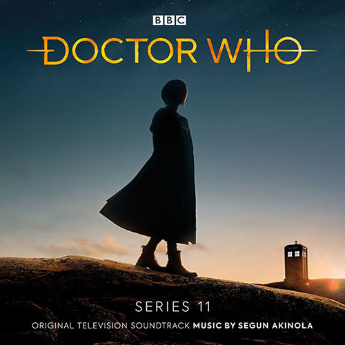 Segun Akinola - Doctor Who - Series 11 (Original Television Soundtrack)