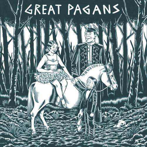 Great Pagans - Great Pagans EP