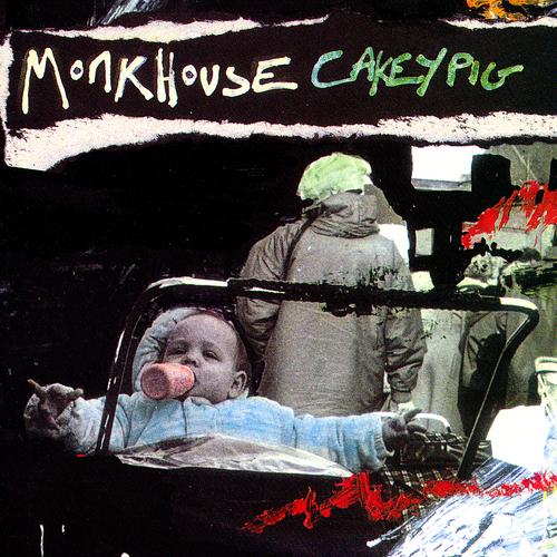 Monkhouse - Cakey Pig