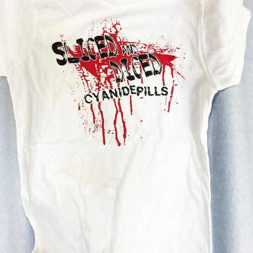 Cyanide Pills - Cyanide Pills - Sliced and Diced T-SHIRT