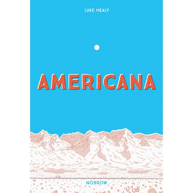 Americana by Luke Healy