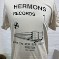HERMONS RECORDS BRUTALIST TEE