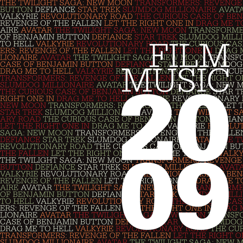 The City of Prague Philharmonic Orchestra, James Fitzpatrick - Film Music 2009
