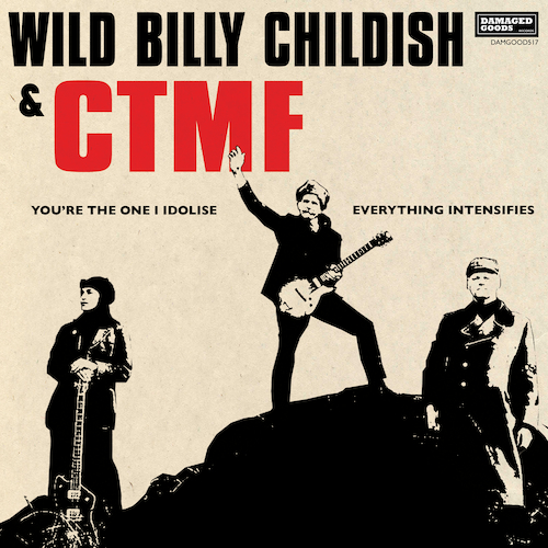 CTMF - You're the One I Idolise