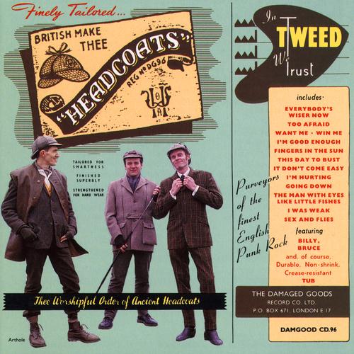 Thee Headcoats - In Tweed We Trust