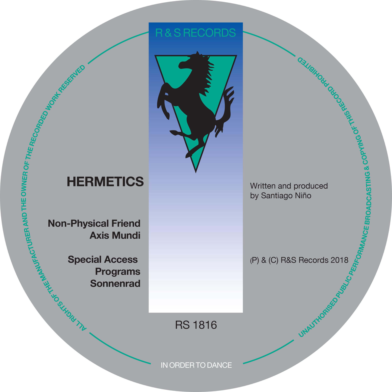 Hermetics - Techgnosis EP