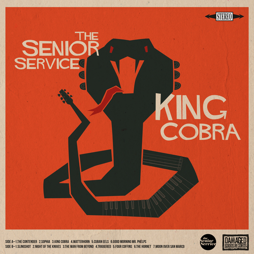 The Senior Service - King Cobra