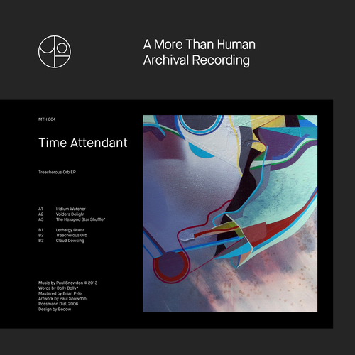 Time Attendant - Treacherous Orb