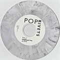 POP RIVETS - Laughing at You - BLACK & WHITE VINYL