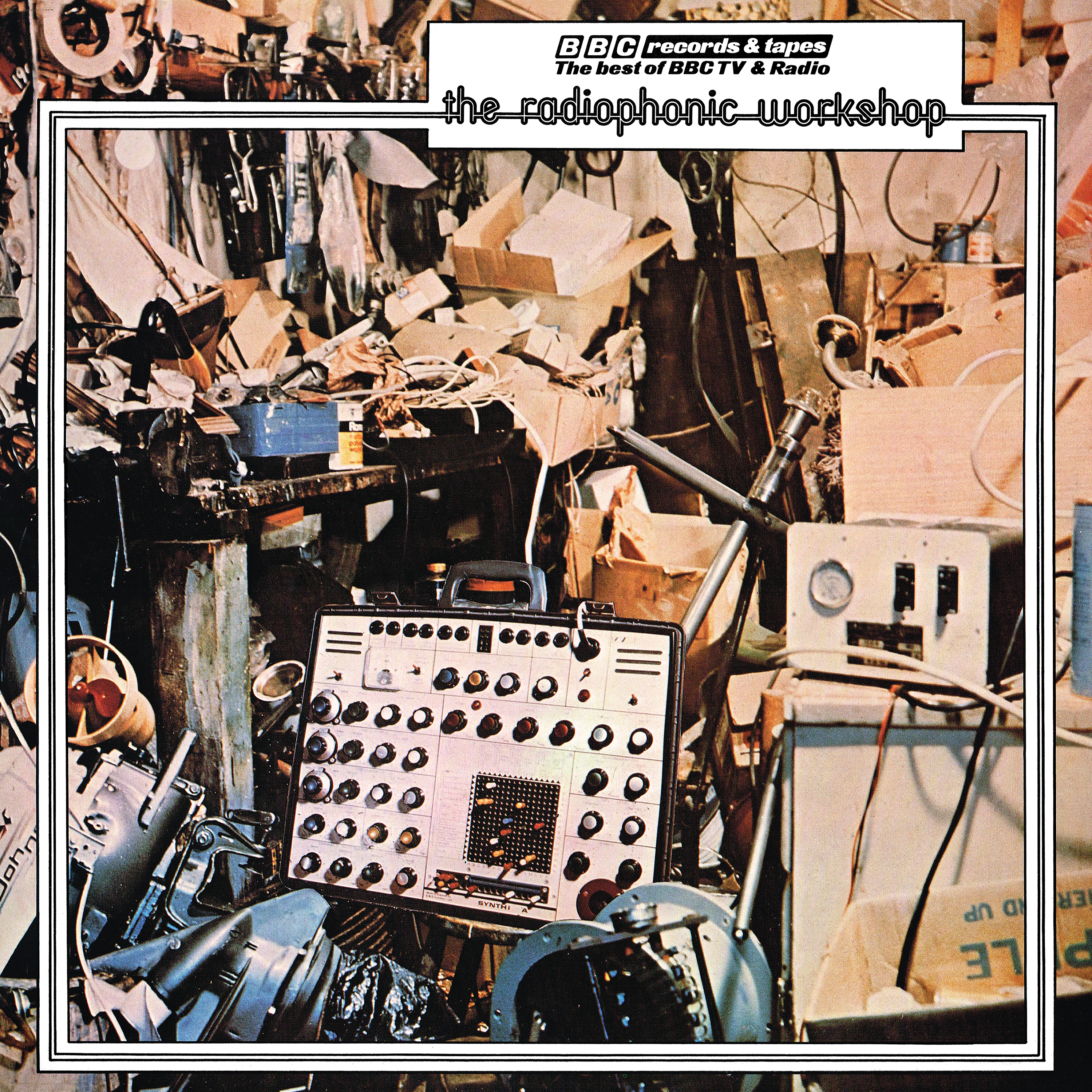 The BBC Radiophonic Workshop - The Radiophonic Workshop