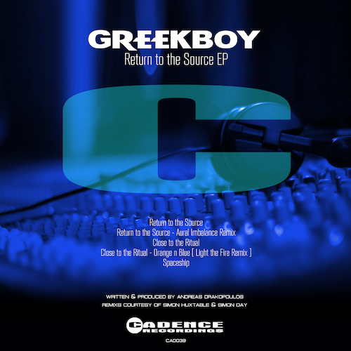 Greekboy - Return To The Source