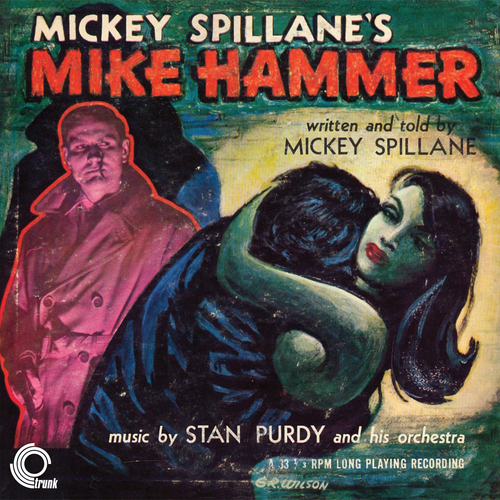 Mickey Spillane  and Stan Purdy - Mickey Spillane's Mike Hammer