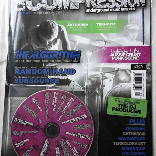 Anklepants - De-Compression Magazine #02