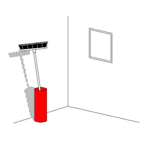 Sim Hutchins - I Enjoy To Sweep A Room