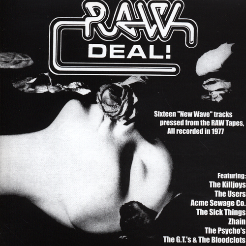 Various Artists - Raw Deal!